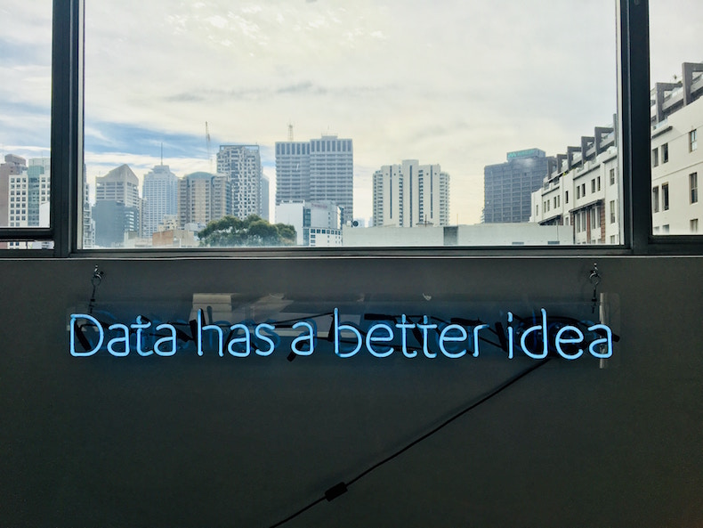 Data has a better idea.